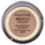 Max Factor Miracle Touch Liquid Illusion Foundation - # 60 Sand Foundation