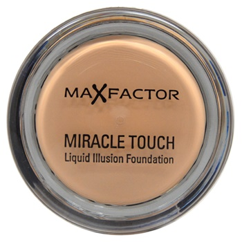 Max Factor Miracle Touch Liquid Illusion Foundation - # 45 Warm Almond