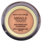 Max Factor Miracle Touch Liquid Illusion Foundation - # 80 Bronze Foundation