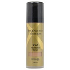 Max Factor Ageless Elixir 2in1 Foundation + Serum SPF 15 - # 50 Natural