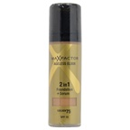 Max Factor Ageless Elixir 2in1 Foundation + Serum SPF 15 - # 75 Golden