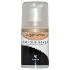 Max Factor Colour Adapt Skin Tone Adapting Makeup - # 50 Porcelain Makeup