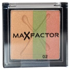 Max Factor Max Colour Effect Trio Eyeshadow - # 02 Rainforest
