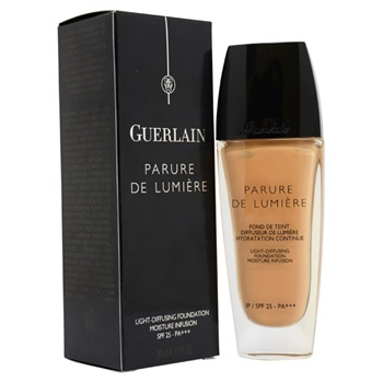 Guerlain Parure De Lumiere Light Diffusing Foundation SPF 25 - # 23 Dore Naturel