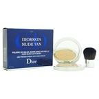 Christian Dior Diorskin Nude Tan Nude Glow Sun Powder With Kabuki Brush - # 003 Cinnamon