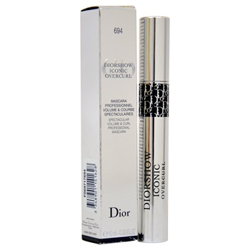 Christian Dior Diorshow Iconic Overcurl Mascara - # 694 Brown