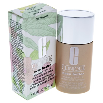Clinique Even Better Makeup SPF 15 - # 08 Beige (M-N) - Dry To Combination Oily Skin Foundation