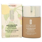 Clinique Anti-Blemish Solutions Liquid Makeup#04 Fresh Vanilla(MF)-Dry Comb. to Oily Skin Foundation