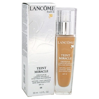 Lancome Teint Miracle Natural Light Creator SPF 15 - # 05 Beige Noisette Foundation
