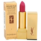 Yves Saint Laurent Rouge Pur Couture Pure Colour Satiny Radiance Lipstick - # 7 Le Fuchsia