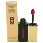 Yves Saint Laurent Rouge Pur Couture Vernis A Levres Glossy Stain - # 11 Rouge Gouache Lip Gloss