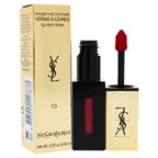 Yves Saint Laurent Rouge Pur Couture Vernis A Levres Glossy Stain - 13 Rose Tempura Lip Gloss