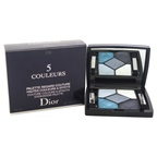 Christian Dior Dior 5 Couleurs Couture Colours & Effects Eyeshadow Palette - # 276 Carre Bleu Eyeshadow