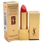 Yves Saint Laurent Rouge Pur Couture Pure Colour Satiny Radiance Lipstick - # 56 Orange Indie