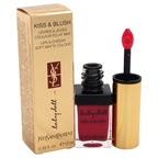 Yves Saint Laurent Baby Doll Kiss & Blush - # 1 Fuchsia Desinvolte Lip Gloss