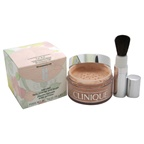 Clinique Blended Face Powder and Brush - # 04 Transparency 4 (M)- All Skin Types