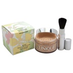 Clinique Blended Face Powder and Brush - # 03 Transparency 3 (MF/M)- All Skin Types