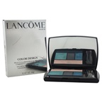 Lancome Color Design 5 Shadow & Liner Palette - # 400 Teal Fury 5 x 0.14oz All Over Base Base, Lid Paupiere, Crease Creux, Highlighter Illuminateur, liner Countour