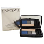 Lancome Color Design 5 Shadow & Liner Palette - # 401 Midnight Rush 5 x 0.14oz All Over Base Base, Lid Paupiere, Crease Creux, Highlighter Illuminateur, liner Countour