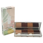 Clinique All About Shadow Quad - # 03 Morning Java Eyeshadow