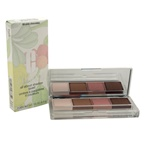 Clinique All About Shadow Quad - # 06 Pink Chocolate Eyeshadow