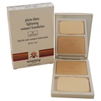 Sisley Phyto-Blanc Lightening Compact Foundation SPF 20 / PA++ - # 02 White Petal