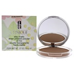 Clinique Stay-Matte Sheer Pressed Powder - # 02 Stay Neutral (MF) - Dry Combination To Oi