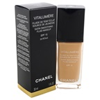 Chanel Vitalumiere Satin Smoothing Fluid Makeup SPF 15 - 25 Petale Foundation