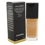 Chanel Vitalumiere Satin Smoothing Fluid Makeup SPF 15 - 50 Naturel Foundation
