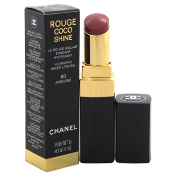 Chanel Rouge Coco Shine Hydrating Sheer Lipshine - # 60 Shine Antigone Lipstick