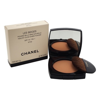 Chanel Les Beiges Healthy Glow Sheer Colour SPF 15 No. 30 Powder