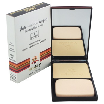 Sisley Phyto-Teint Eclat Compact Foundation - # 0 Porcelaine