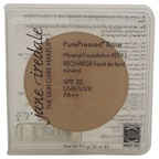 Jane Iredale PurePressed Base Mineral Foundation Refill SPF 20 - Amber Foundation (Refill)