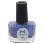 Ciate London Mini Paint Pot Nail Polish and Effects - Risky Business/Switching Glitter With a Blend of Blue Sequins