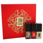 JINsoon Chinoiserie Collection 0.37oz JINsoon Nail Lacquer - Glace, 0.37oz JINsoon Nail Lacquer - Cachet, 0.37oz JINsoon Nail Lacquer - Opulence