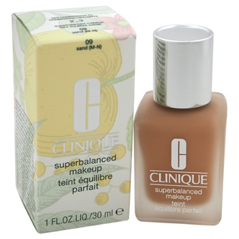 Clinique Superbalanced Makeup - # 09 Sand (M-N) - Dry Combination To Combination Oily Foundation