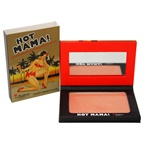 the Balm Hot Mama! Shadow/Blush - Pinky Peach Shadow  Blush
