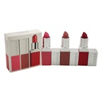 Clinique Clinique Pop Lip Colour + Primer Trio Bare Pop (02), Sweet Pop (09), Cherry Pop (08)