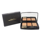 Butter London Bronzerclutch Bronzer Palette - True To Form 0.13oz Sun Kissed (Golden Bronze Fhimmer), 0.13oz Sun Baked (Matte Bronze), 0.13oz Sun Shadow (Matte Contour), 0.01oz On The Glow Pen - Gold