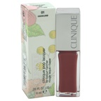 Clinique Clinique Pop Lacquer Lip Colour + Primer # 01 Cocoa Pop Lip Gloss