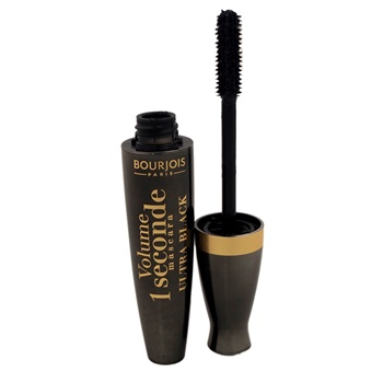 Bourjois Volume 1 Seconde Mascara - # 62 Ultra Black