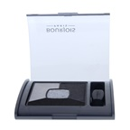 Bourjois Smoky Stories Quad Eyeshadow Pallette - # 01 Grey & Night Eyeshadow
