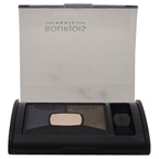 Bourjois Smoky Stories Quad Eyeshadow Pallette - # 10 Welcome Black Eyeshadow
