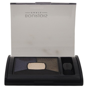 Bourjois Smoky Stories Quad Eyeshadow Pallette - # 10 Welcome Black