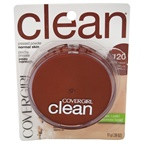 Covergirl Clean Pressed Powder - # 120 Creamy Natural