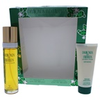 Elizabeth Taylor Diamonds and Emeralds 3.4 oz EDT Spray and 3.4 oz Body Lotion