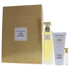 Elizabeth Arden 5th Avenue 4.2oz EDP Spray, 3.3oz Moisturizing Body Lotion, 3.7ml Parfum Extract