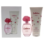 Gres Cabotine Rose 3.4oz EDT Spray, 6.76oz Perfumed Body Lotion