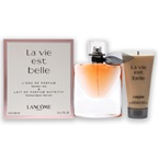 Lancome La Vie Est Belle 1.7oz LEDP Natural Spray, 1.7oz Body Lotion