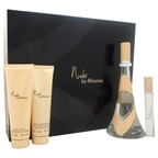 Rihanna Nude 3.4oz EDP Spray, 0.34oz EDP Spray, 3oz Body Lotion, 3oz Bath & Shower Gel